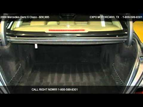 mercedes benz s class s550 expo motorcars youtube. Black Bedroom Furniture Sets. Home Design Ideas