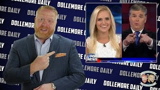 Tomi Lahren and Sean Hannity Make Excuses for Draft Dodger Donald Trump - #DollemoreDaily