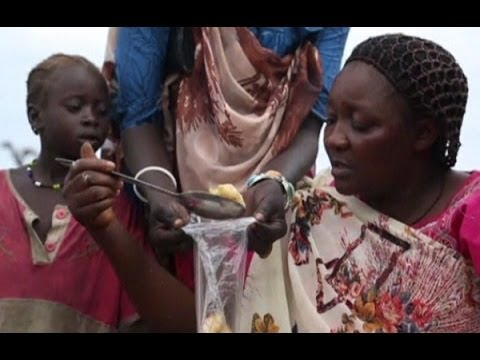 Displaced farmers face hunger crisis in South Sudan