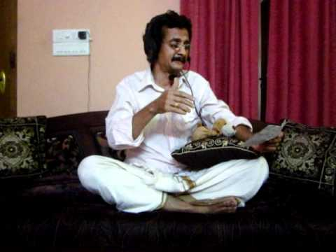 Krishna Devotional Song Thrikkai Randilum Venna Tharam By Dr. K V S Namboodiri, Kudukkasseri.avi video