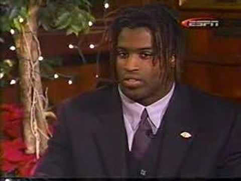 Ricky Williams Heisman pre-award Video
