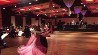 NDO/DMN 2017 -  Amateurs Ballroom - indelingsronde - heat 2 - Tango