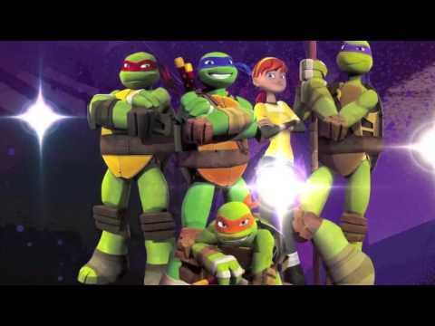 Teenager mutant ninja turtles theme song