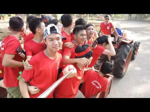 Team 5 Lầy Philippines tập huấn cán bộ đoàn