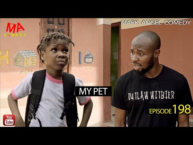MY PET (Mark Angel Comedy) (Episode 198) thumbnail