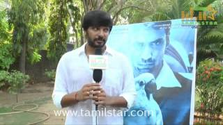 G R Arvindh At 54321 Movie Audio Launch