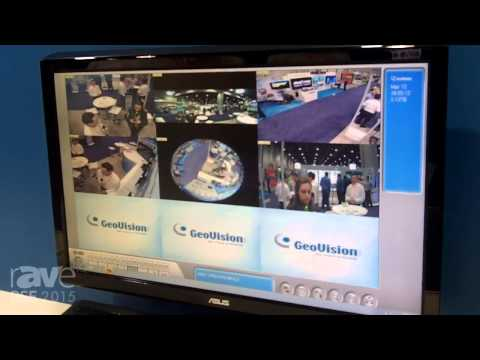 DSE 2015: GeoVision Demonstrates Its Cloud-Based Video Monitoring Security System