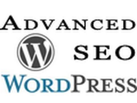 0 Wordpress   Advanced SEO