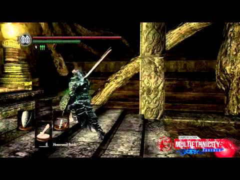 Dark Souls Walkthrough Getting the DLCs Broken Pendant Ep 89 Gameplay Playthrough