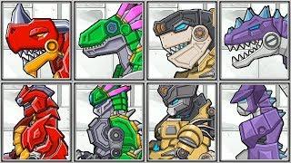 Dino Robot Transformer Corps - Full Games 1080 HD