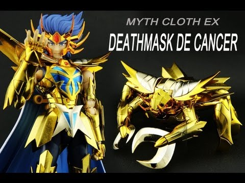 Saint Seiya Myth Cloth EX - DeathMask de Cancer
