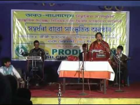 Bishnupriya Manipuri Video Song : 02-singer : Suniti Sinha (prog.at Silchar, India) From Bangladesh. video
