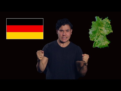 Geography Now! Germany