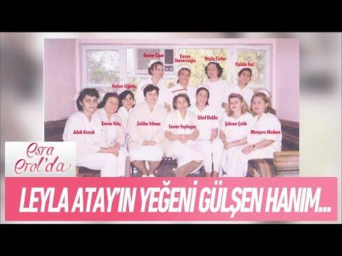 Leyla Atay'ın yeğeni Gülşen Hanım.. - Esra Erol'da 23 Kasım 2017