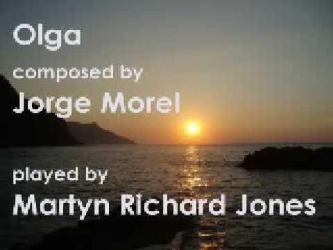 MARTYN: OLGA by Jorge Morel