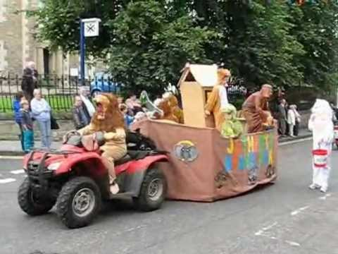 JEDBURGH FANCY DRESS 2012