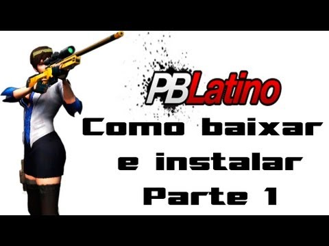 Tutorial - Como baixa e instalar o Point blank latino - parte1