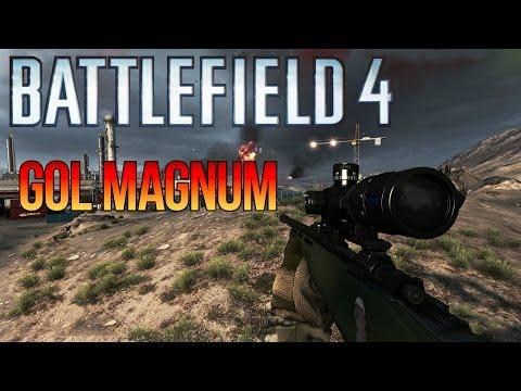 "Battlefield 4 | Гайд | - GOL Magnum ""Крутая такая новая винтовка"""