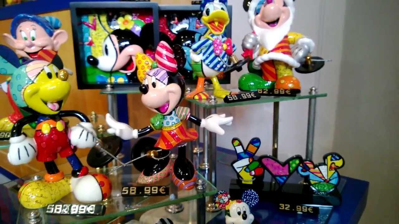 Figurines Disney by Britto