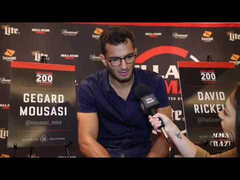 "Gegard Mousasi on Rory MacDonald ""I'm a challenge for him"" also talks Rafael Carvalho fight"