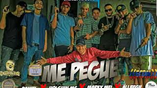 Download Lagu Me Pegue (2017)  Holguin MC X Daniel X Marky Mel X AllbeGV    Cuban Record & Films Gratis STAFABAND