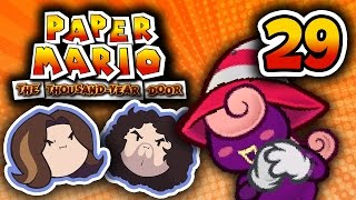 Paper Mario TTYD: Three Lovely Witches - PART 29 - Game Grumps