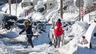 Weather bomb: Explaining what causes extreme winter weather