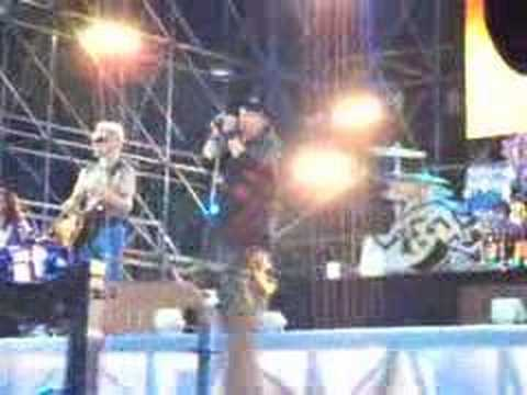 Scorpions-Wind of Change-Moscow-2006