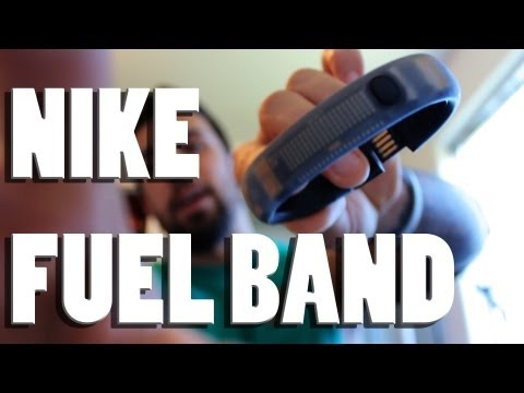 Nike Fuel Band Review (Black Ice)