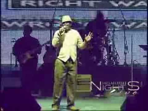 Donnell Davis Performs right & A Wrong Way To Love Somebody At Tallahassee Nights Live video