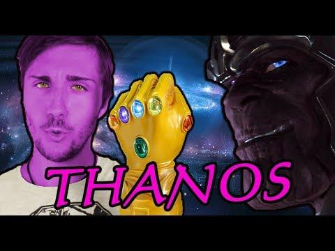 LA STORIA DI THANOS E LA MORTE DEGLI AVENGERS 💎 Thanos vs Avengers (Aspettando Infinity War)
