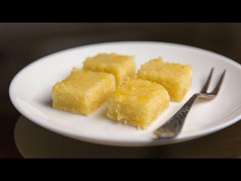 Лимонные брауни | Lemon Brownies