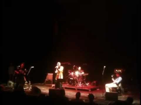 Jah Wobble + Keith Levene | PiL Volksbühne Berlin 18.06.2012