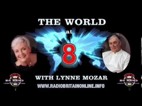 World at 8 Monday 17 February 2014