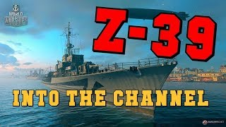 Z39-Middle Isn't Supposed to Work ? || World of Warships