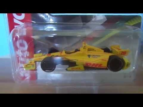 IndyCar Diecast Review - Ryan Hunter-Reay 2014 DHL Honda