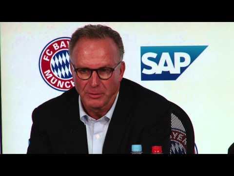 Bayern-Boss Karl-Heinz Rummenigge: