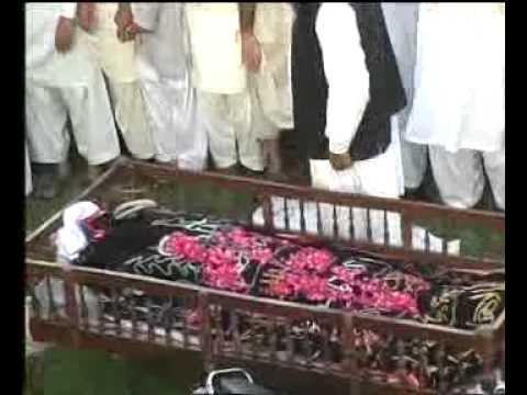 Video Of Namaz E Janaza Allama Qari Muhammad Yousaf Sialvi-sheikhupura Part 1 3.flv video