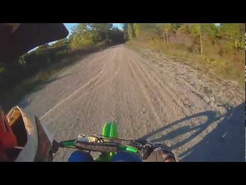 2000 Kawasaki KX60 Test Ride