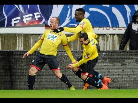 Coupe de France, 8es de finale : Sochaux-Monaco (2-1), le résumé
