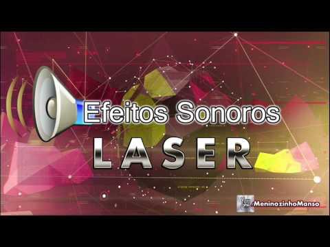 Som de LASER Sound Effects Seleção De Efeitos Sonoros