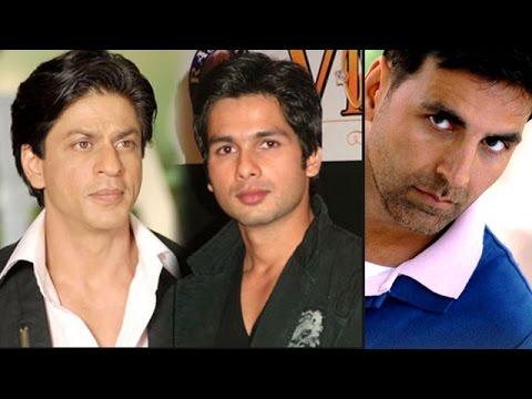 Bollywood News in 1 minute - 18/09/2014 - Shahrukh Khan, Shahid Kapur, Akshay Kumar