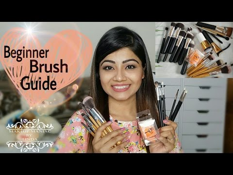 Best Affordable Makeup Brushes   Brush Guide For Beginners   EBAY Best Makeup Brush sets