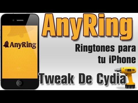 AnyRing  Añade Tonos a tu iPhone de llamada y mensajes facilmente