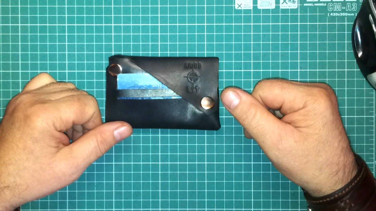 Как сделать волшебный кошелек своими руками