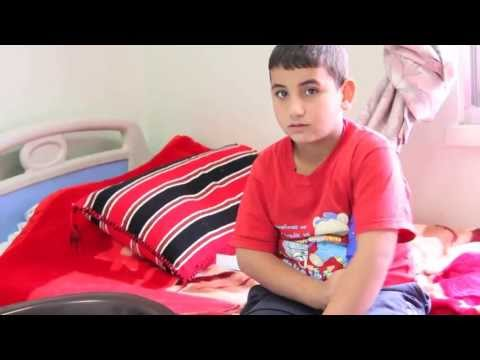 Free medical care for Syrian refugees in Amman, Jordan