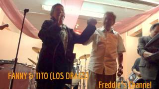 FANNY Y TITO (LOS DRAGS DE TIJUANA) 1980 Regresa ya EN VIVO 2013