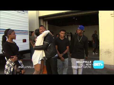 Nick Cannon is on #NellyVille TONIGHT!