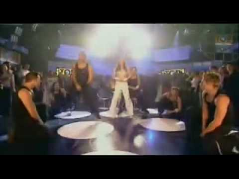 Holly Valance Thong Slip