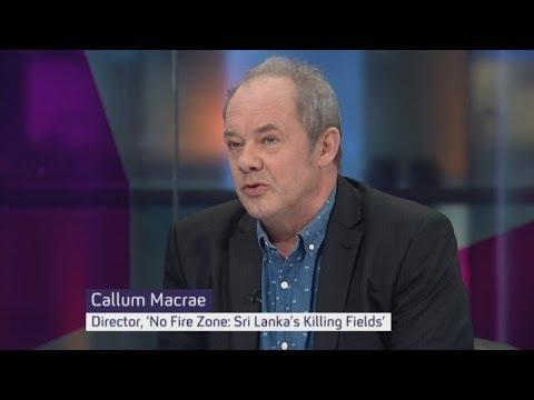 Is Cameron doing enough to push Sri Lanka on war crimes?